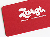 Zorgt Business Card