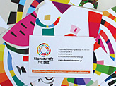Colorful Days Business Card