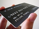 Felipe Ferrer Business Card