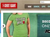 T Shirt Giant