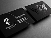 Famepix Creative Business Card