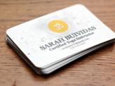 Sarah Buividas Business Card
