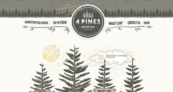 4 Pines Beer
