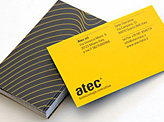 Atec Business Cards