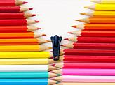 Colourful Zipper