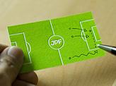 Junpiter Futbol Business Card