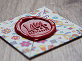 Lava Stationery Business Card