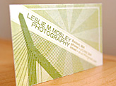 Leslie Mosley Business Card