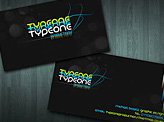 Typeone Prod Business Card