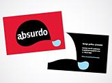 Absurdo Business Card