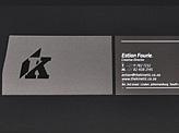 Kinetic Business Card