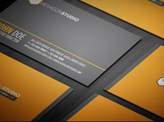 Hexagon Studio Quick Response Business Card