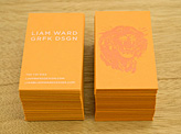 Liam Ward Business Card