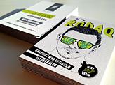 Rodaq Business Card
