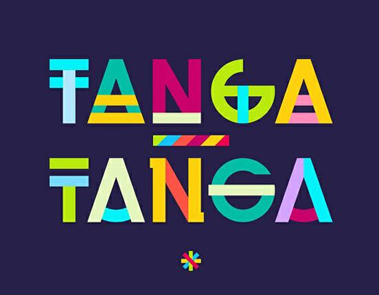 TANGA TANGA Font