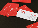 Tiko Trip Business Card