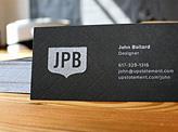 Upstatement Business Card