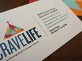 Crave Life Business Card