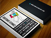Camilo Langlade Business Cards
