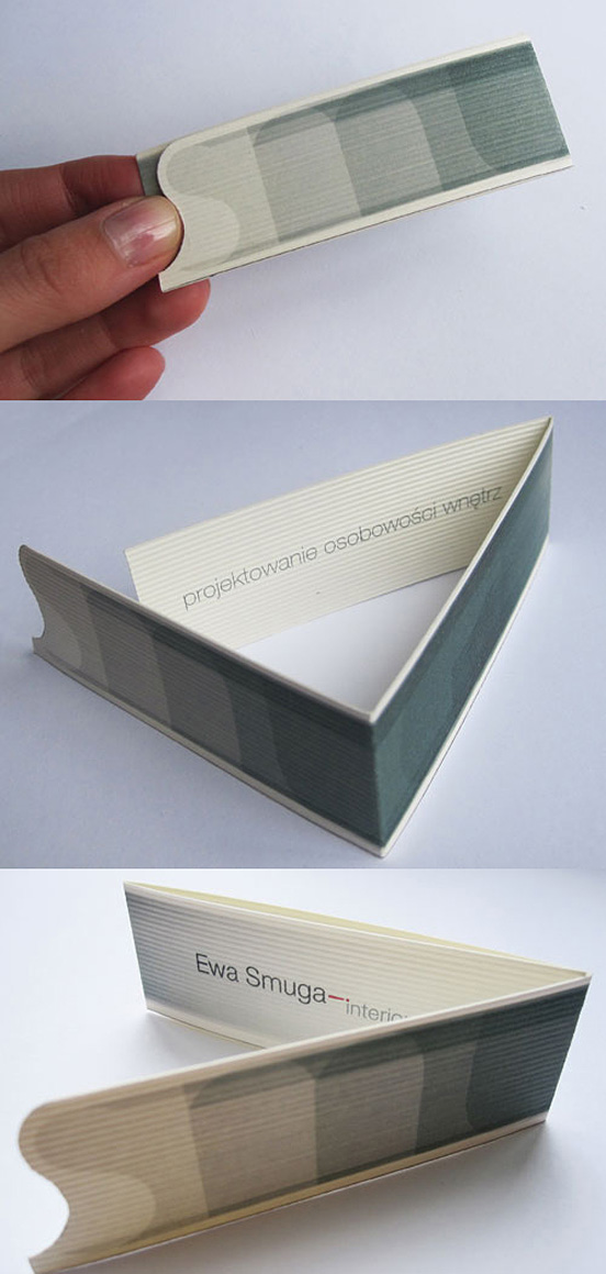 Interior Designer Business Card
