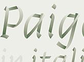 Paige Italic