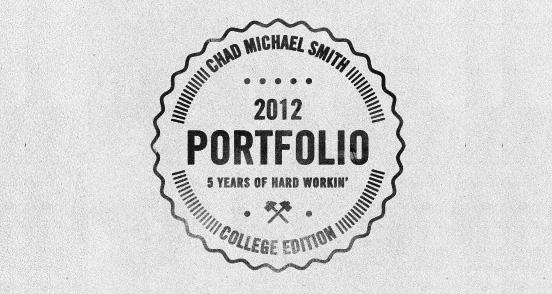 Portfolio Stamp