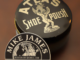 Shoe Polish Business Card