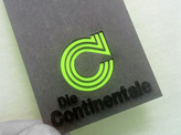 Die Continentale Business Card