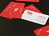 Tiko Trip Business Card
