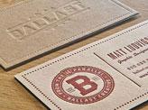 Ballast Business Card