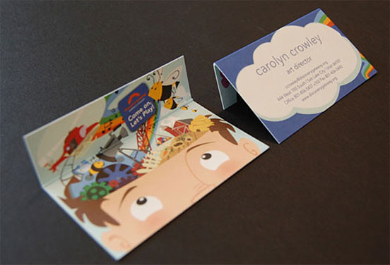 Discovery Gateway Business Card