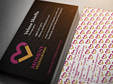 Moment Velovegraphy Business Card