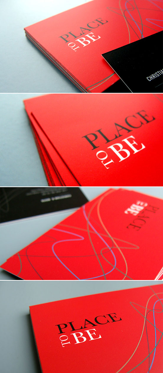 PLACE TO BE Magazine