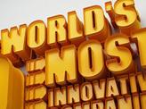 World's 50 Most Innovative Companies
