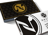 Notta Instrumental Business Card