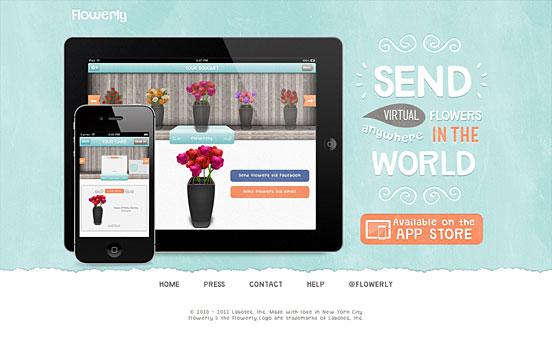 Flowerly App
