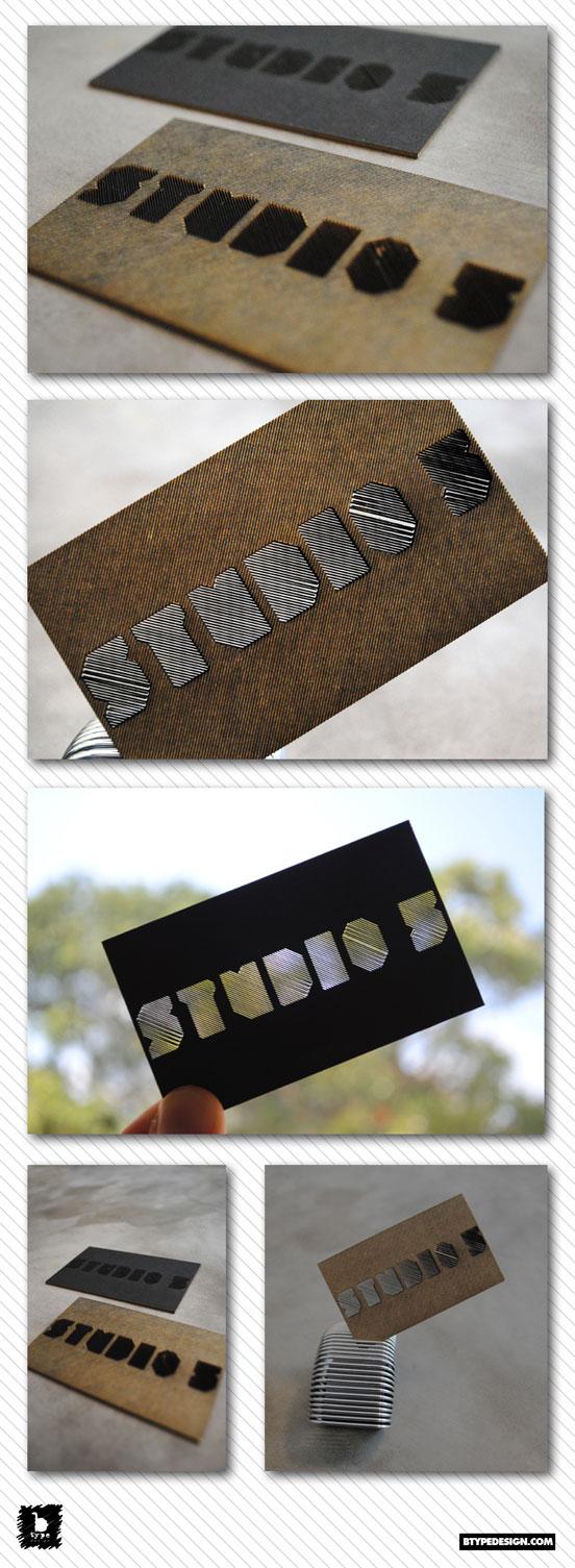 Studio 5 Business Card