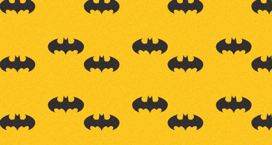 Batman Sign Seamless