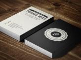 Creative Retro Business Card