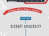 Disrupt University