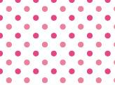 Dot White Pink