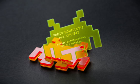 Fabio Bortolotti Business Card