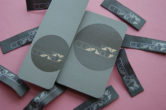Jane Clarbour Business Cards