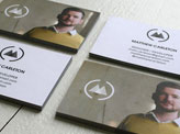 New Freelance Business Cards