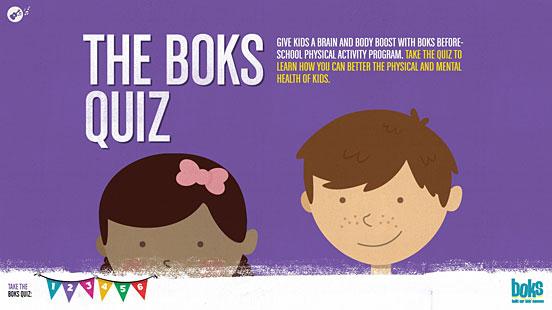 Boks Quiz