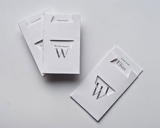 Elias Widemann Business Card
