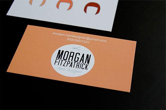 Morgan Fitzpatrick Business Card