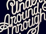 Over Under Around & Through