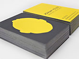 Self-Identity Yellow Design