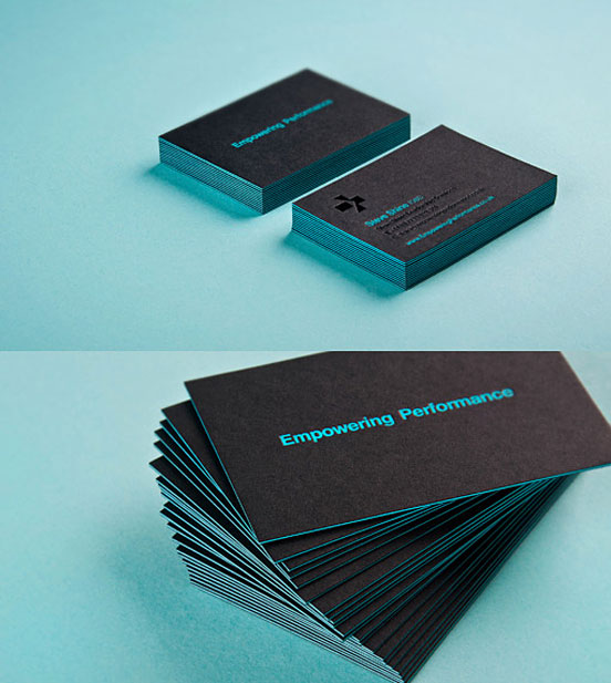 Sleek Letterpress